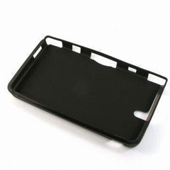 Black PU Case